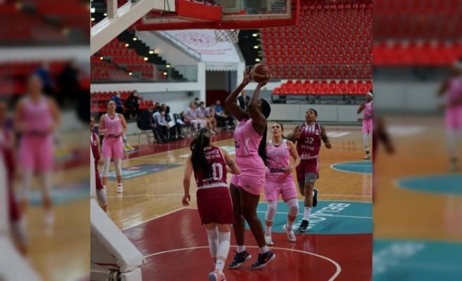 Bellona Kayseri Basketbol ilk kez üst üste kazandı