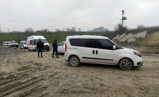 Bursa'da Yüksek Hızlı Tren inşaatı tünelinde yanmış erkek cesedi bulundu