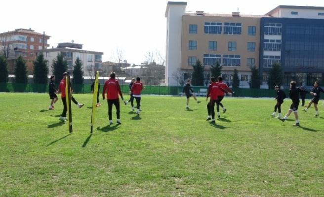 Çarşambaspor'da Arhavispor mesaisi başladı