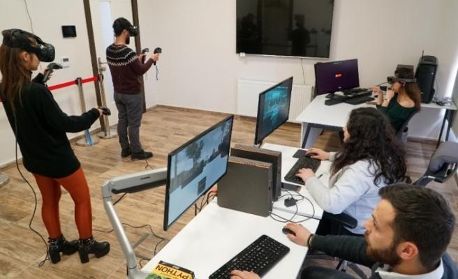 HKÜ'nün girişimci öğrencileri 5 günde macera oyunu geliştirdi