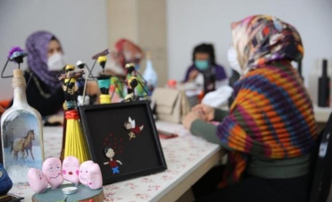 KAÇEM'de kadınlar için meslek edinme kursu açılacak