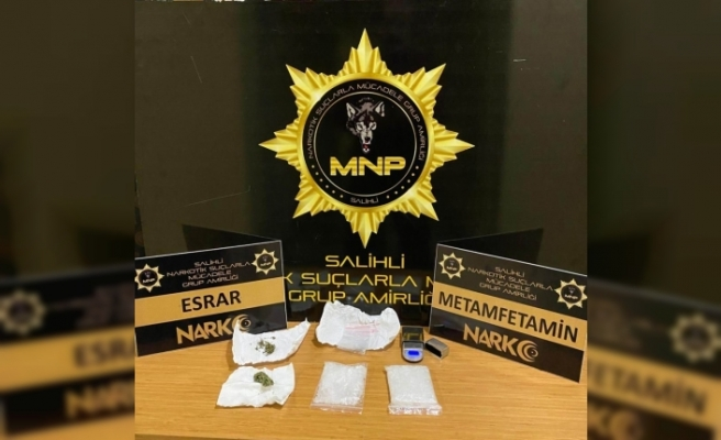 Manisa'da uyuşturucu tacirlerine af yok