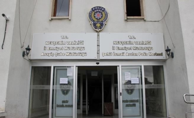 Nevşehir'de oto hırsızlığı yapan 1 şüpheli tutuklandı