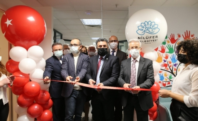 Nilüfer Sosyal Girişimcilik Merkezi açıldı