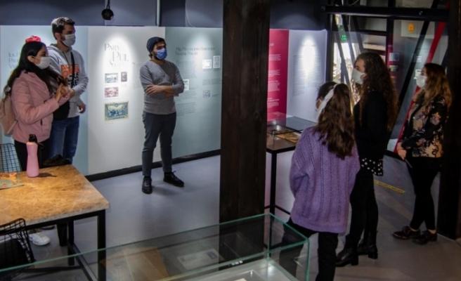 Nilüfer'in müzelerini keşfediyorlar