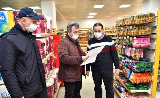 Osmangazi'den işyerlerine deprem denetimi
