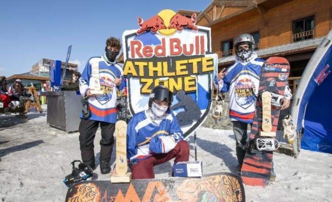 Red Bull Athlete Zone Kayseri'de yapıldı