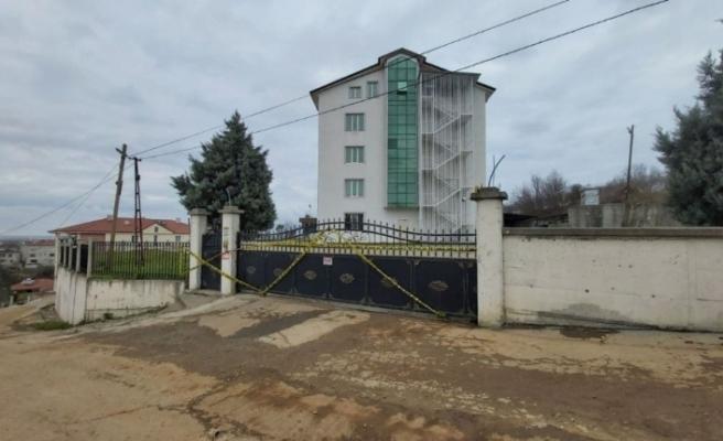 Sakarya'da öğrenci yurdu karantinaya alındı