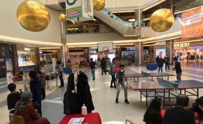 Yeşilyurt Belediyesi'nden gençlik ve spor oyunları etkinliği