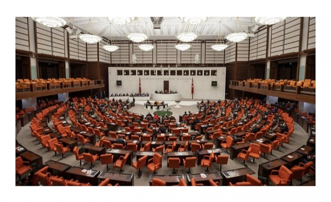 8 milletvekiline ait 10 fezleke Meclis'te