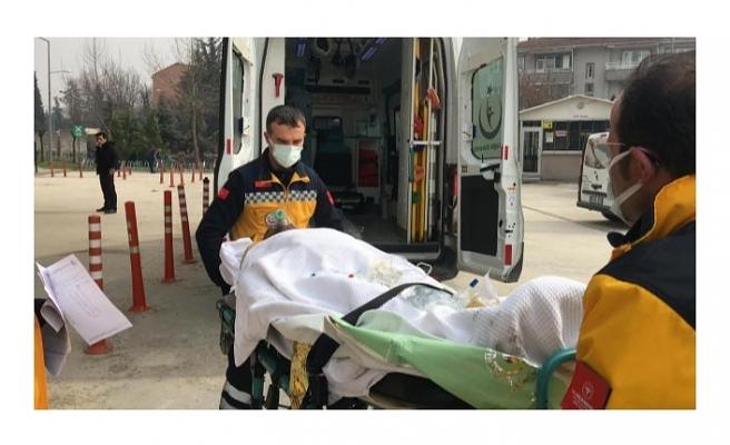 Bursa'da taş ocağındaki trafo patlamasında 3 kişi yaralandı