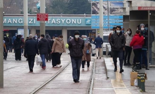 Bursa'ya Hes Kodu Kararı