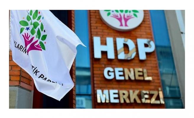 HDP'nin kapatılması istemiyle AYM'ye dava açıldı