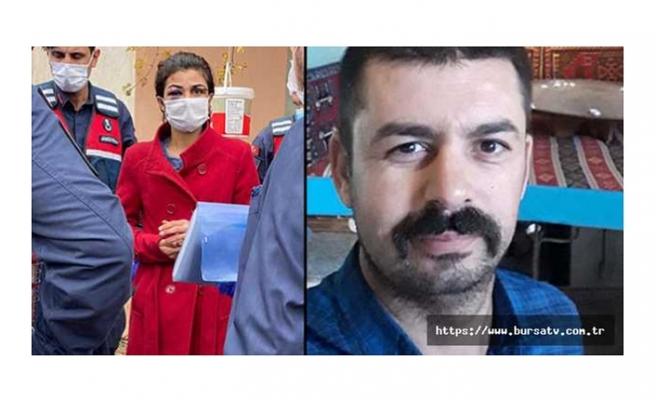 Melek İpek'in, 112 görevlisiyle görüşmesi dava dosyasında: Kocamı vurdum, çabuk yetişin