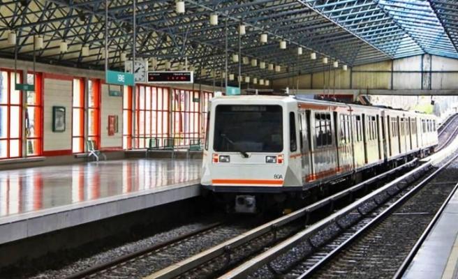 Metro ve Ankaray istasyonlarında bulunan iş yerleri ihaleyle kiraya verilecek
