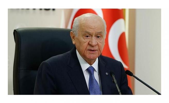 MHP Genel Başkanı Bahçeli'den Soylu'ya taziye telefonu