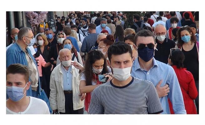 Türkiye'de son 24 saatte 29.058 koronavirüs vakası tespit edildi