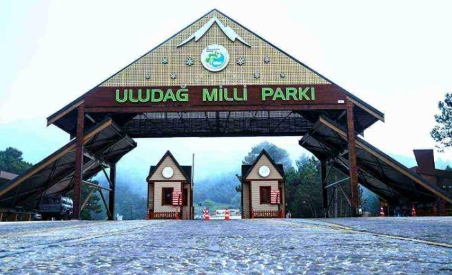 Uludağ Milli Parkı Sarıalan'da 4 adet dükkan ihale ile kiraya verilecek