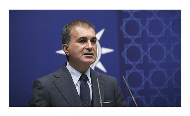 AK Parti Sözcüsü Çelik: KKTC'nin hak ve menfaatleri kırmızı çizgidir