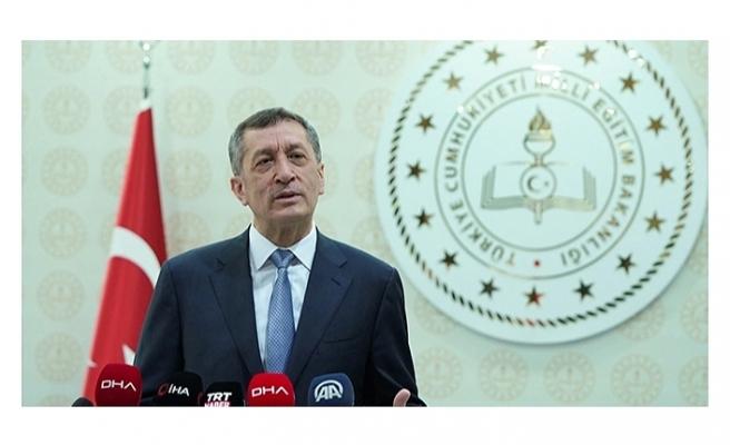 Bakan Selçuk'tan tam kapanma kararı sonrası yüz yüze eğitim açıklaması