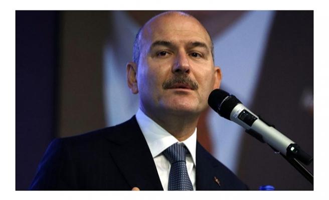 Bakan Soylu İstanbul'da 'Salgınla Mücadele Toplantısı'nda konuştu