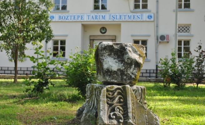 Boztepe Tarım İşletme Müdürlüğü üretim tesislerini 5 yıllığına kiraya veriliyor