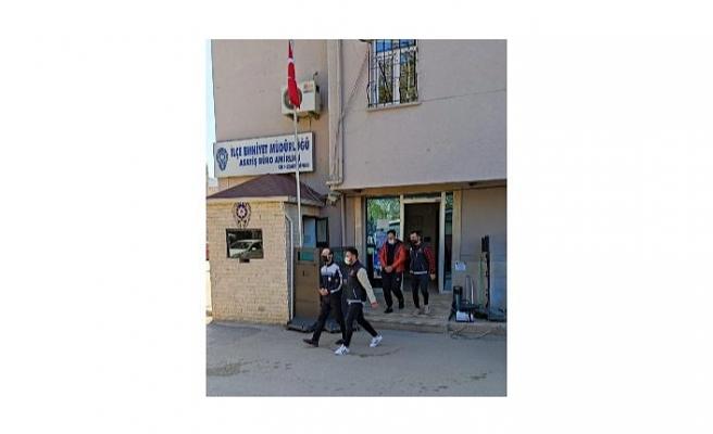 Bursa'da uyuşturucu satıcıları tutuklandı