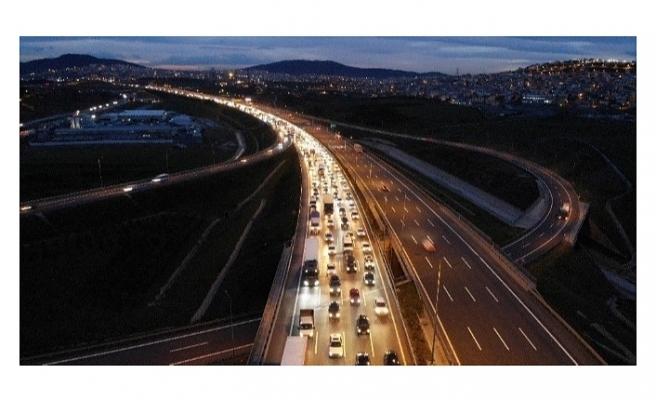 Bursa-İzmir-İstanbul otoyoluna bakım onarım ayarı