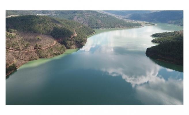 Bursa'nın barajlarında 2021 bereketi