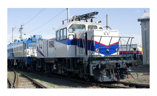 Elektrikli lokomotif üretiminde dışa bağımlılık bitiyor