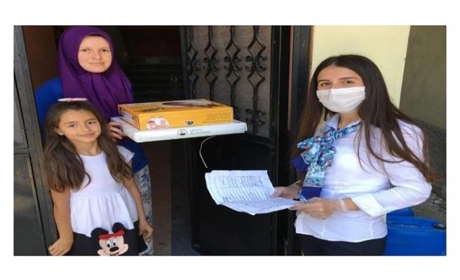 Kestel Belediyesi'nden bin 226 anneye 'Bebek Gelişim' seti