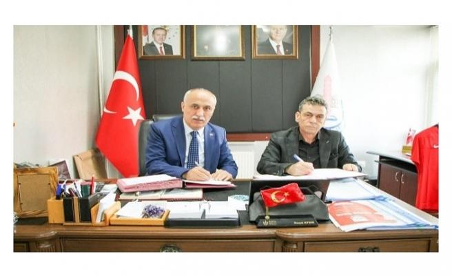 Yenişehir Belediyesi ile tapu müdürlüğü arasında protokol