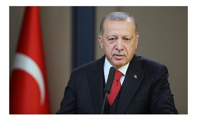 Cumhurbaşkanı Erdoğan'dan peş peşe önemli görüşmeler