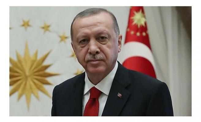 Cumhurbaşkanı Erdoğan, Filistin Devlet Başkanı ve Hamas Siyasi Büro Başkanı ile görüştü