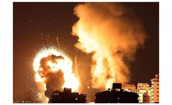 İsrail ordusu Gazze'ye kara harekatı başlattığını duyurdu