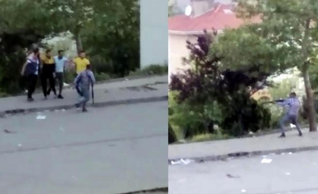 Pompalı tüfekli çatışma: 2 yaralı, 7 gözaltı