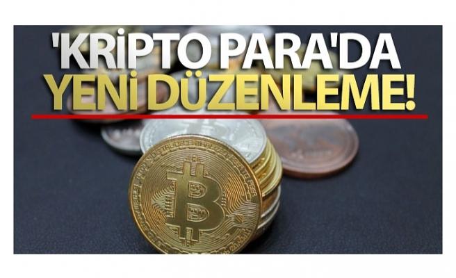 Suç gelirlerinin aklanmasını engelleyen yönetmeliğe 'Kripto varlıklar' ibaresi eklendi