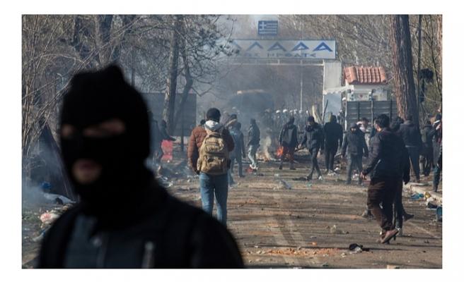Yunanistan'ın mültecilere uyguladığı 'insanlık dışı' yöntemler, raporlara yansıdı