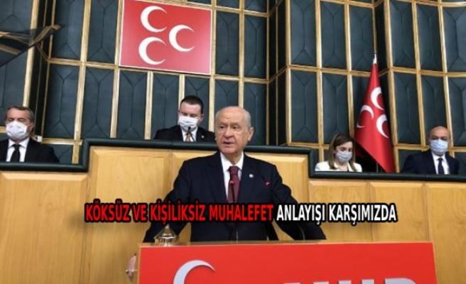 Bahçeli: HDP'nin kapatılması, AYM'ninnamus borcudur