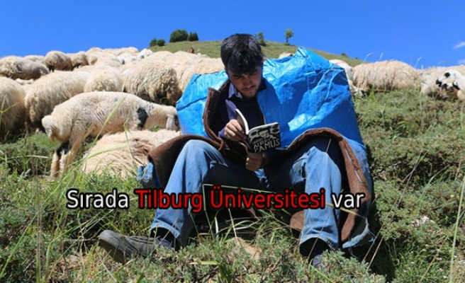Çobanlık yaparken Robert Lisesi'ni kazandı