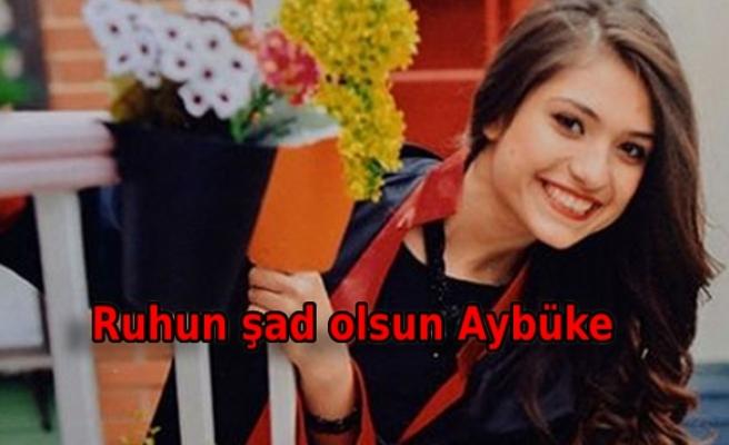 Şehit Şenay Aybüke öğretmen kabri başında anıldı