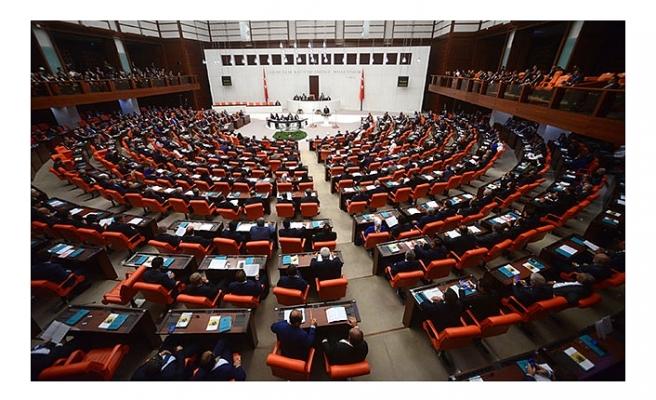 AK Parti'den 25 maddelik yeni yasa teklifi