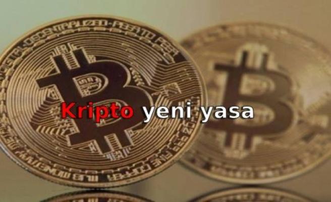 Kripto yeni yasa