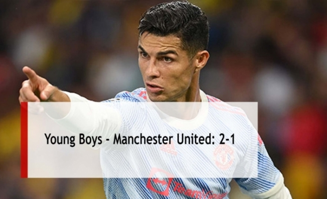 Young Boys - Manchester United: 2-1