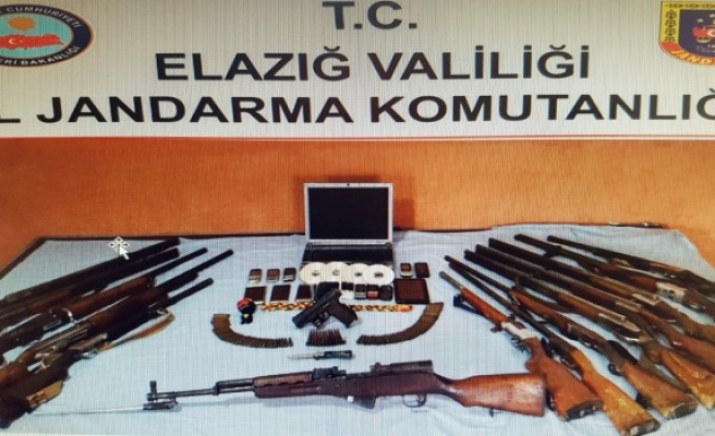 Elazığ ve Diyarbakır'da eş zamanlı operasyon...8 gözaltı