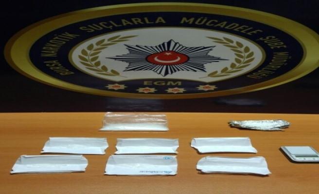 İstanbul'dan Bursa'ya uyuşturucu