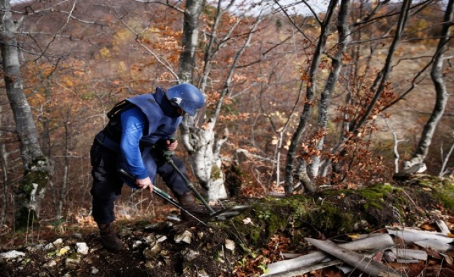 Bosna'daki savaşın kapanmayan yarası