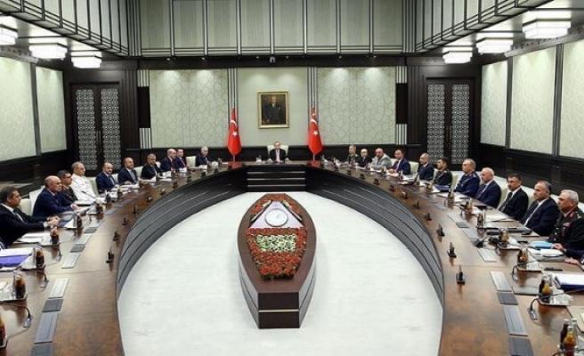 MGK'dan Afrin ile ilgili çıkan karar ne ? MGK Toplantısı sona erdi...
