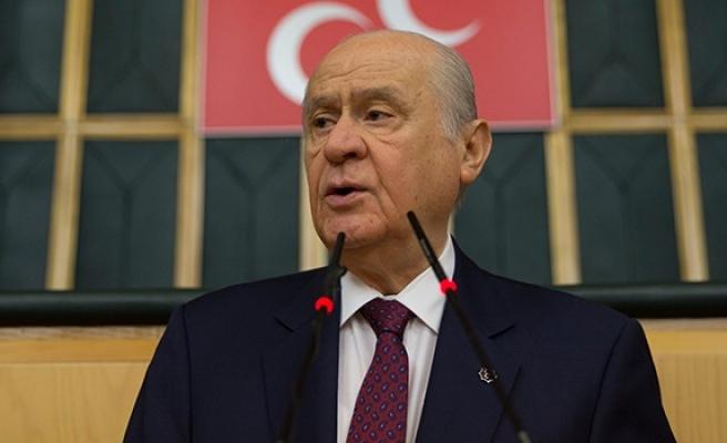 'Asıl hedef Türkiye'