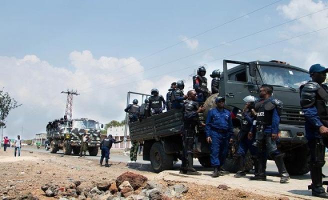 Kongo'da bm üssüne saldırı